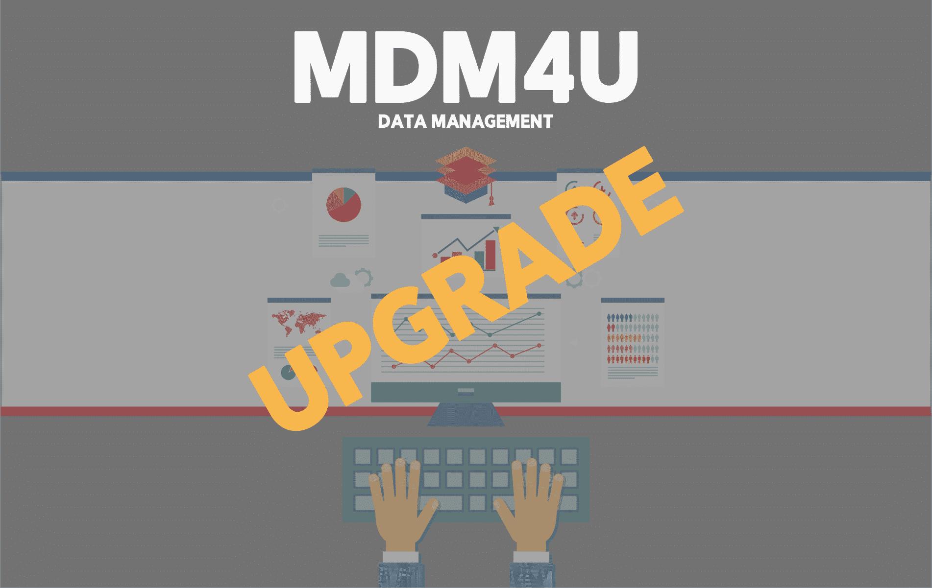 Upgrade MDM4U