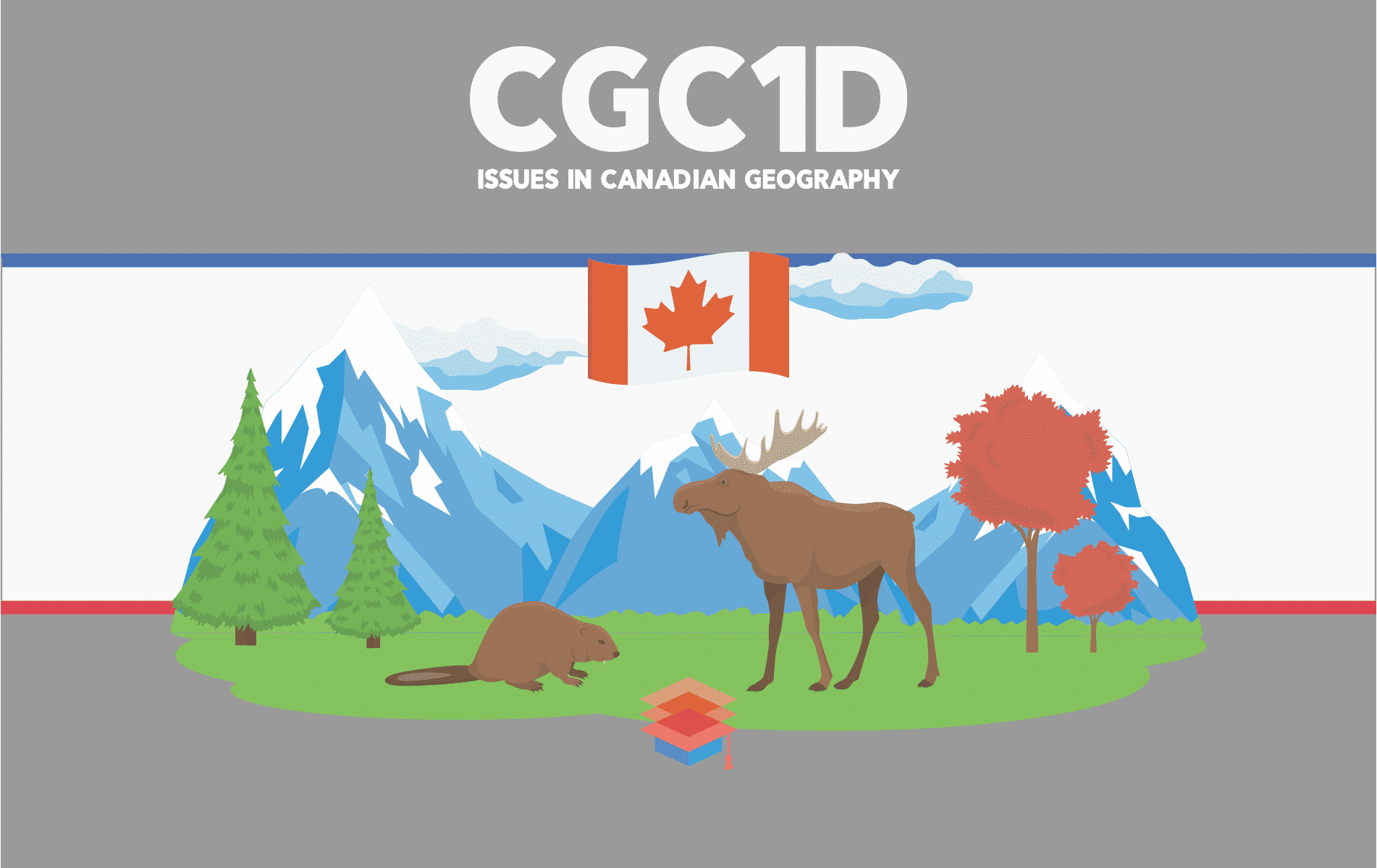 CGC1D – Geography of Canada – Grade 9 – Academic
