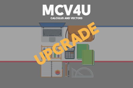Upgrade MCV4U