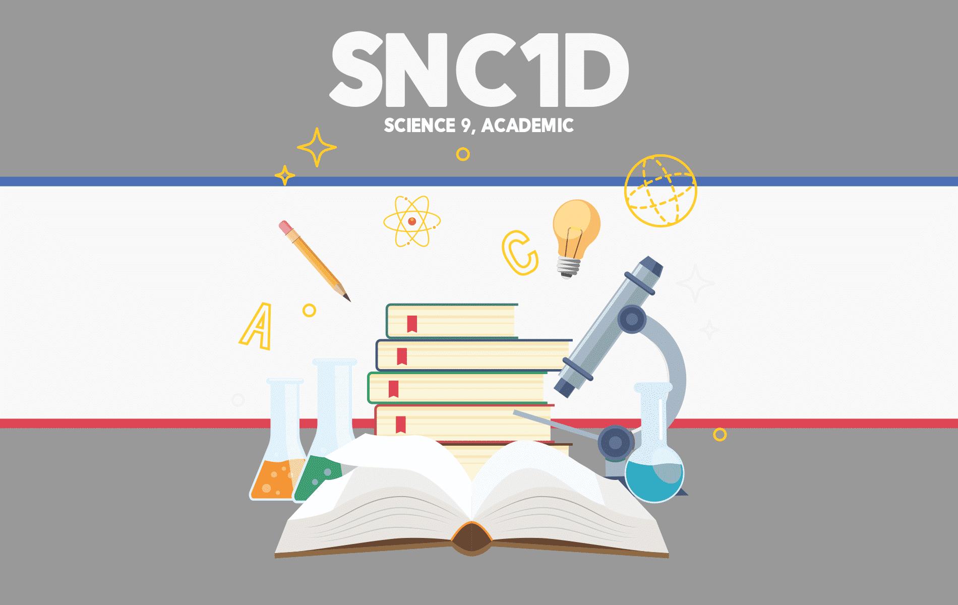 ENG1D – English – Grade 9 – Academic